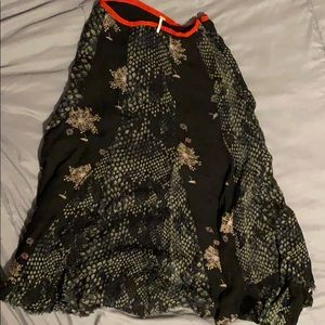 Free People Maxi Skirt Size Small